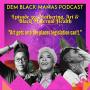 Artwork for DBM Episode 39 Mothering, Art & Black Maternal Health