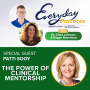 Artwork for Episode 112 - The Power of Clinical Mentorship with Patti Sooy (Part 1)