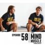 Artwork for Ep 58 - Get big, strong and fast or die tryin' with Luke Summers and Tex Mcquilkin of CrossFit Football