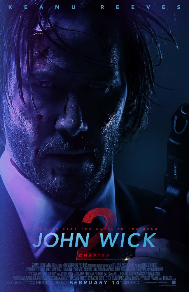 Ep. 288 - John Wick: Chapter 2 (Assassins vs. The Assassin)