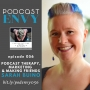 Artwork for 056: Podcast therapy, marketing, and making friends on your show with Sarah Buino