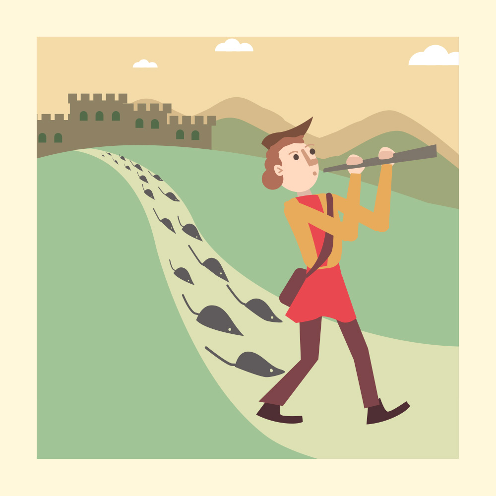 Discover the Perils of a Broken Promise - Storytelling Podcast for Kids - The Pied Piper of Hamelin, Part 1:E51