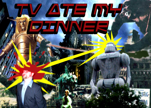 TV Ate My Dinner:  The Giant Monster Survival Guide!