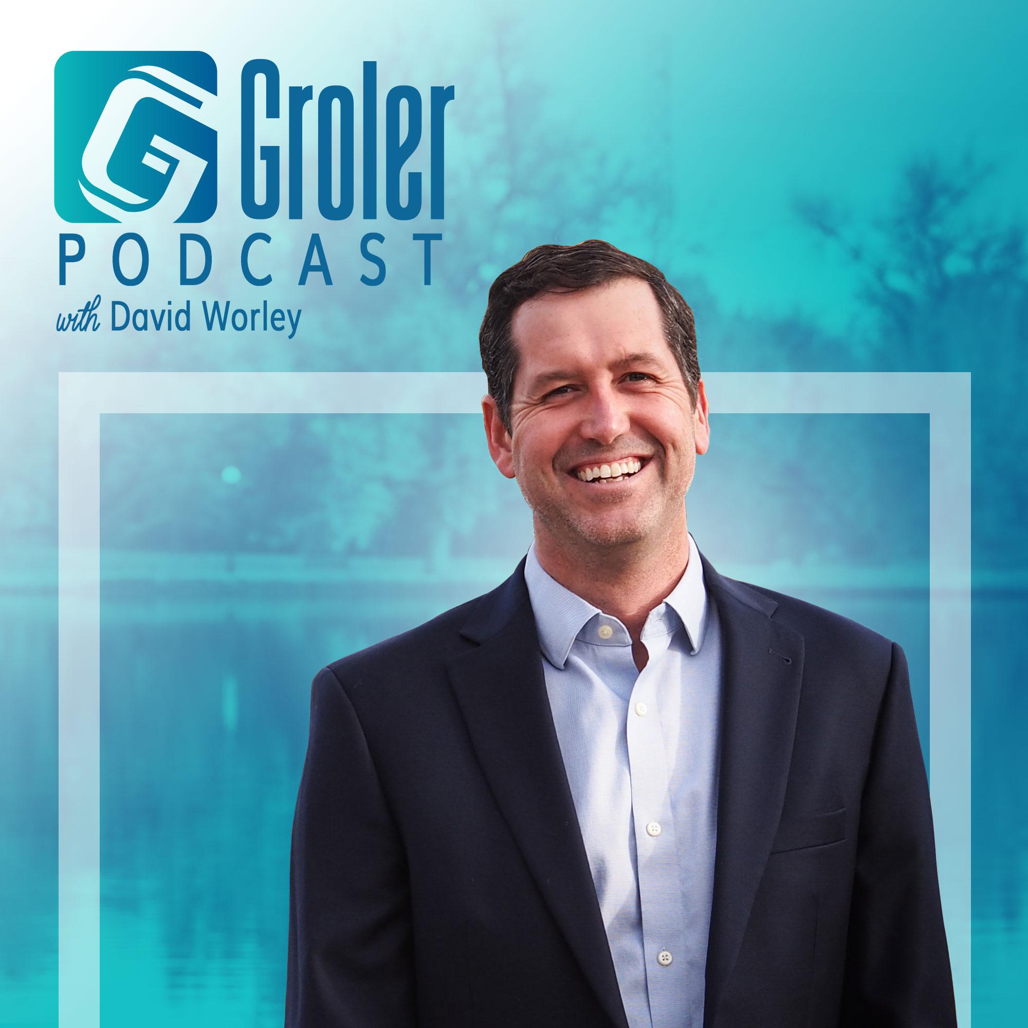 Groler Podcast show art
