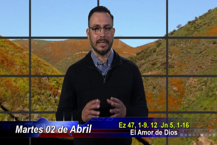 Artwork for Dios te Habla con Elder Samaniego;  Tema el hoy: El Amor de Dios