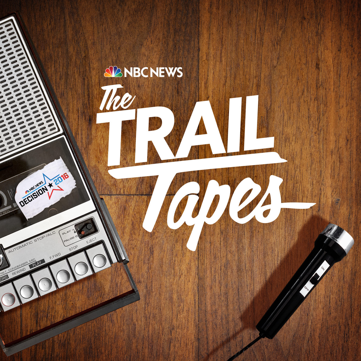 The Trail Tapes show art