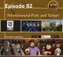 Artwork for Ep 82 - Thimbleweed Park and Tarkov