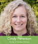 Artwork for Episode 16: Cindy Peterson - A Woman Who Transforms Organizations