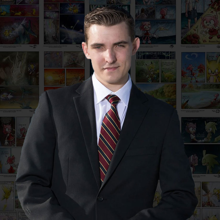 Artwork for Jacob Wohl (May 2nd, 2019)
