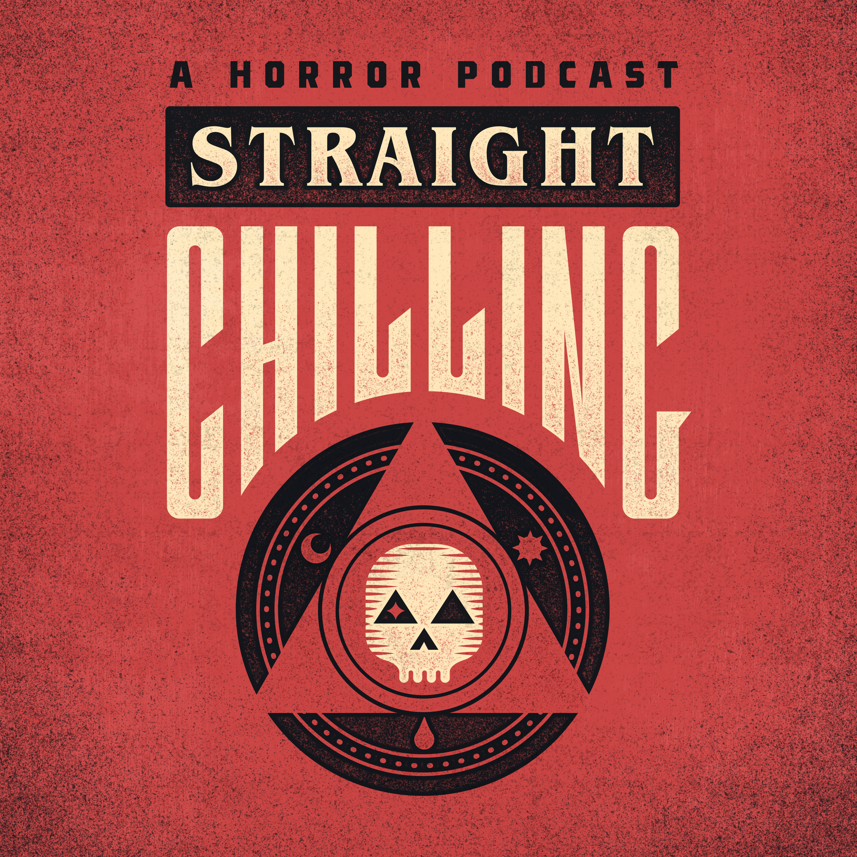 Straight Chilling: Horror Movie Review show art