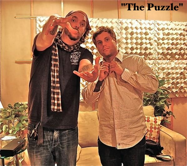 "The Stone Zone Show  ""The Puzzle"""