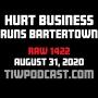 Artwork for Hurt Business Runs Bartertown (WWE Raw 1422 Review)