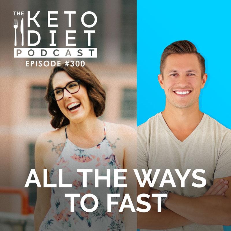 #300 All the Ways to Fast with Dr. Michael VanDerschelden