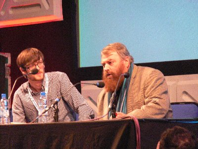 Tim's Take On: Episode 110(Brian Blessed at SFX Weekender 3)