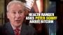 Artwork for Health Ranger asks Peter Schiff about Bitcoin