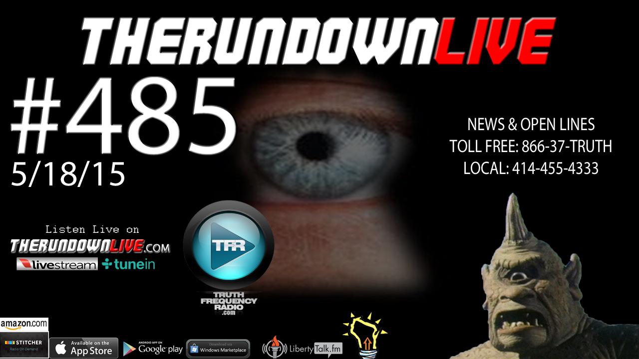 The Rundown Live #485 (Animals,Fake Illusion,Moron Mindset)