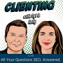 Artwork for Clienting #16: All Your SEO Questions, Answered