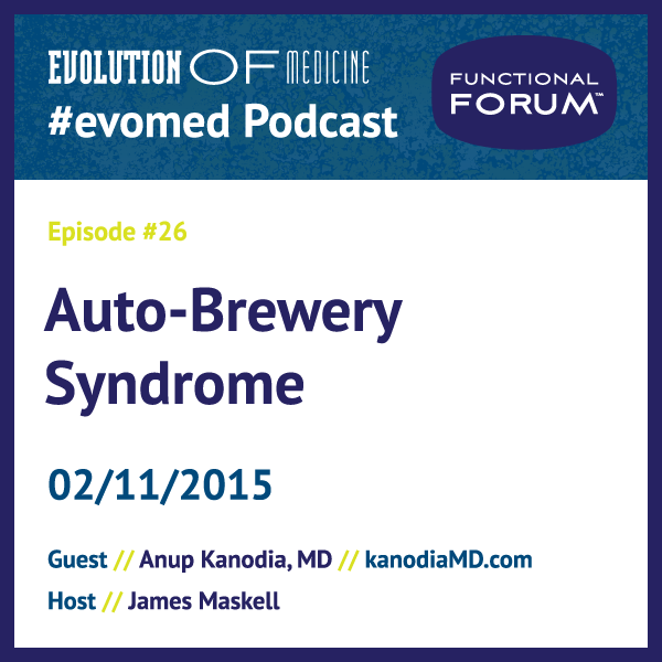 Auto-Brewery Syndrome