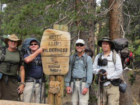 Episode 107 Ansel Adams Adventure Part One - Hwy 395 to Red's Meadow