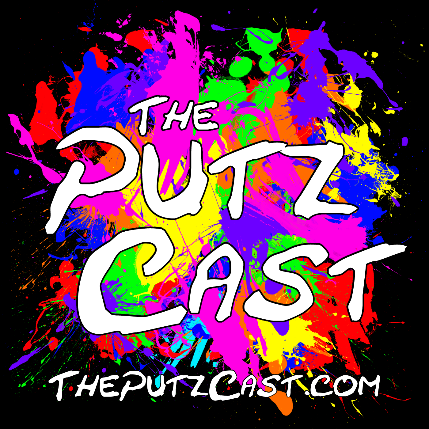 The PutzCast Podcast show art