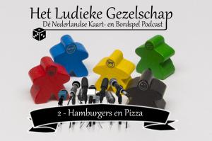 HLG 2: Hamburgers en Pizza