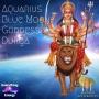 Artwork for Aquarius Blue Moon: Goddess Durga