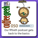 CoffeeGeek Podcast 050 - the Big Five Oh