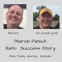 Artwork for Marvin Penick - Keto Success Story - KFJ011
