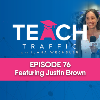 76 - How To Grow Your YouTube Channel - Lessons From Building A YouTube Channel To 750k Subscribers with Justin Brown