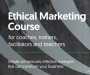 Artwork for Ethical marketing - free online course with Mark Walsh