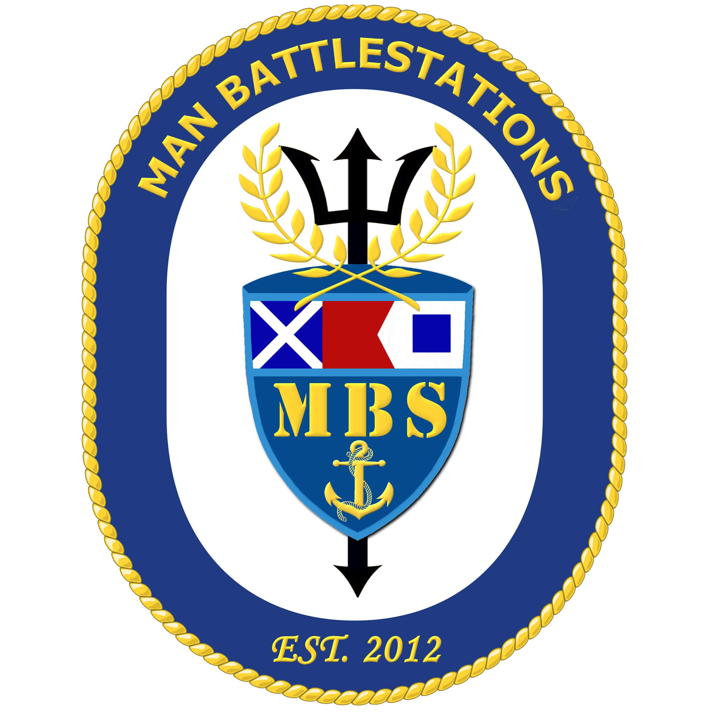 The Man Battlestations Podcast show art