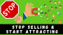 Artwork for *Bonus* Stop Selling & Start Attracting: Episode 575: Mike Campion LIVE