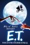 "Artwork for #78 - ""ET: The Extra-Terrestrial"" (1982) w/ David Metzger"