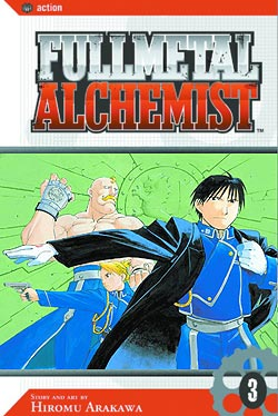 Podcast Episode 184: Fullmetal Alchemist Volume 3