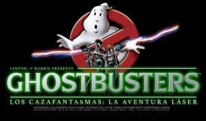 Nick's ERT #27- Creating, Scoring and Branding GHOSTBUSTERS Los Cazafantasmas: La Aventura Láser with Lynton V Harris