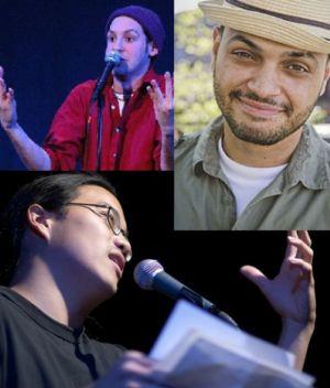 """Sheen's Sheen - Scott Raven Tarazevits, Justin Woo, Erik """"Advocate of Wordz"""" Maldonado"""