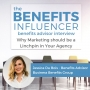 Artwork for  Why Marketing should be a Linchpin in Your Agency w/ Jessica Du Bois