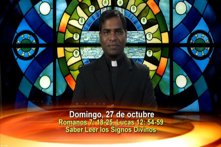 Artwork for Dios te Habla con Fr. Deeber Yonas, SVD El tema: SABER LEER LOS SIGNOS DIVINOS