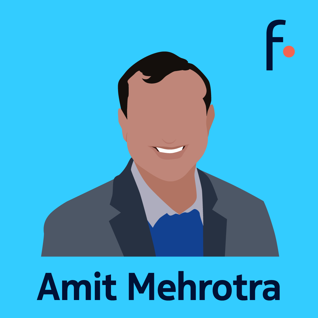 Wizards of Network Optimization with Amit Mehrotra