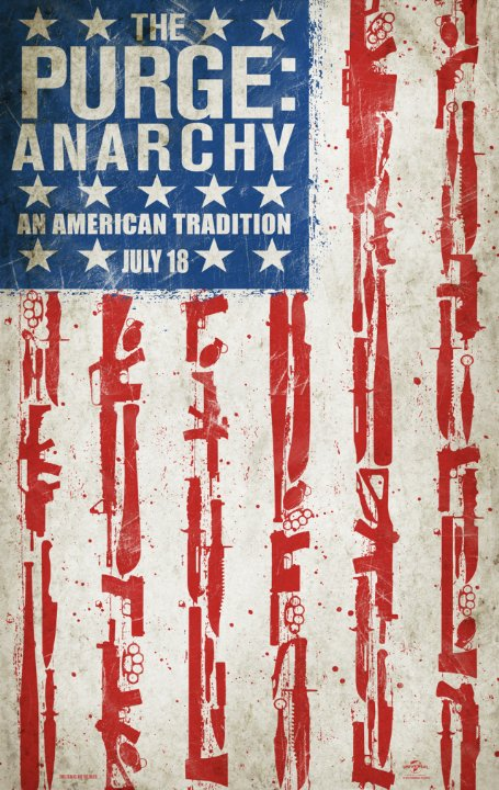 Ep. 22 - The Purge Anarchy (The Warriors vs. Escape From New York)