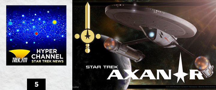 Hyperchannel 5: From Red Star to Axanar