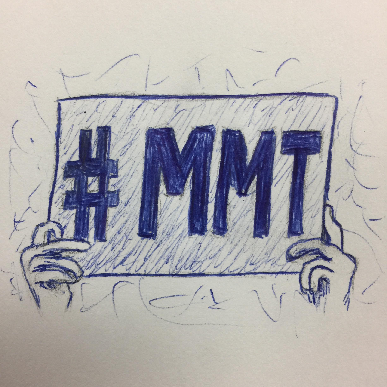 Activist #MMT - podcast show art