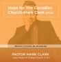 Artwork for MCP 49: Hope for The Canadian Church-Mark Clark
