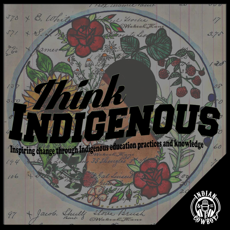 Think Indigenous show art