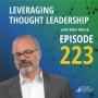 Artwork for Leveraging Thought Leadership | Simon Leslie | 223
