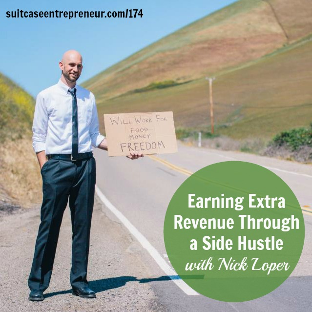 [174] Earning Extra Revenue Through a Side Hustle with Nick Loper