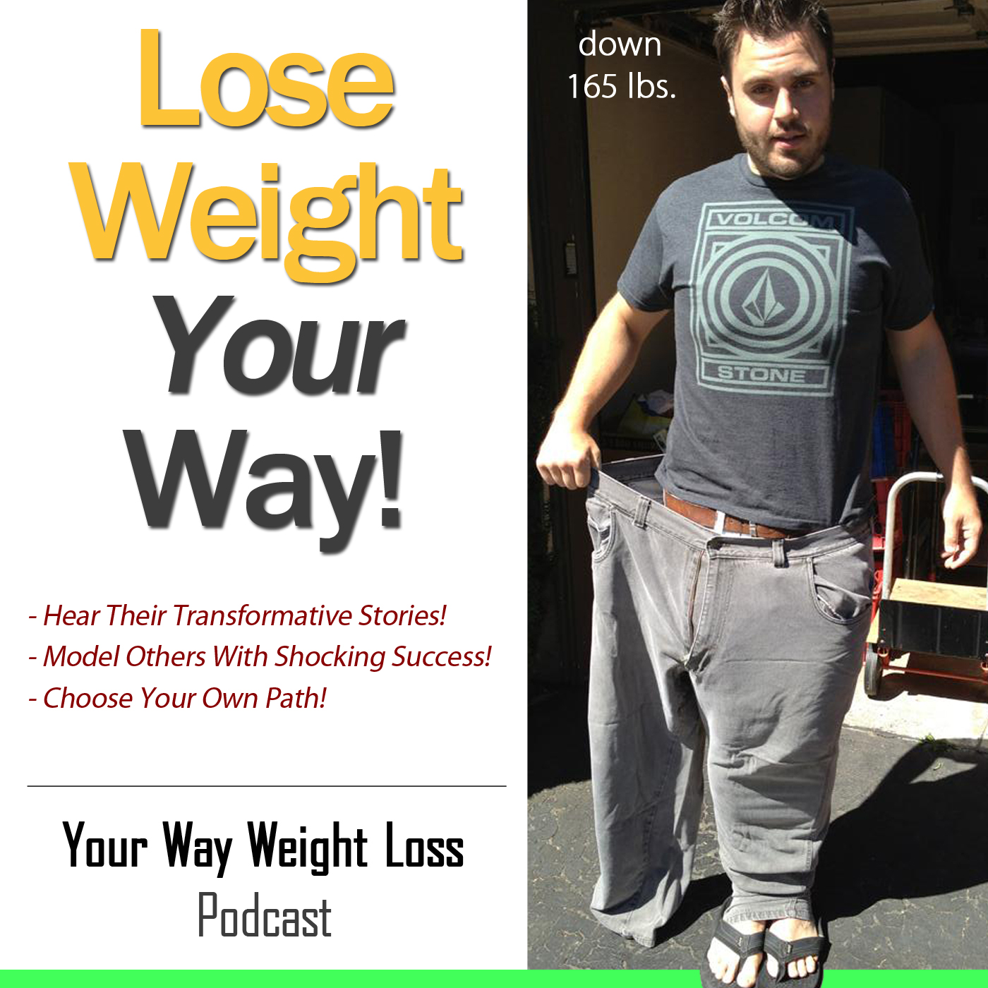 The Your Way Weight Loss Podcast show image