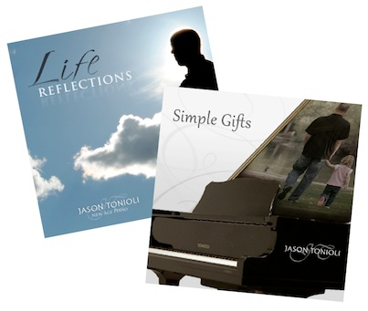 'Simple Gifts' and 'Life Reflections' from Jason Tonioli