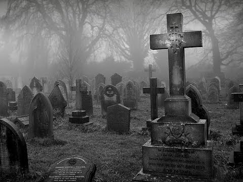 Ep. 283 - Haunted Cemeteries 12