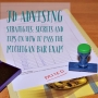 Artwork for JD Advising Strategies Secrets and Tips on how to pass the Michigan Bar exam